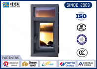 Cina Eksterior Fire Rated Windows / Interior 1 Jam Fire Rated Windows Color Opsional pabrik