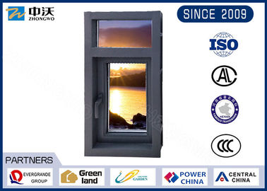 Cina Eksterior Fire Rated Windows / Interior 1 Jam Fire Rated Windows Color Opsional Distributor