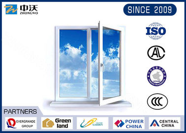 Cina Soundproof Anti Theft Fire Safety Windows, Single Leaf Fire Proofing Windows pabrik